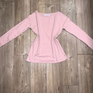 Everlane Pink Sweater Small